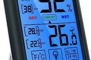 Las 5 Mejores Estaciones Meteorológicas Domésticas de 2021