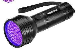 Las 5 Mejores Linternas Ultravioleta Del 2021