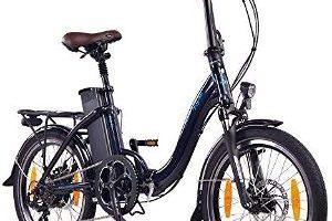 Las 6 Mejores Bicicletas Eléctricas Plegables del 2020