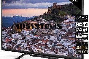 Los 5 Mejores Televisores de 32 Pulgadas de 2021