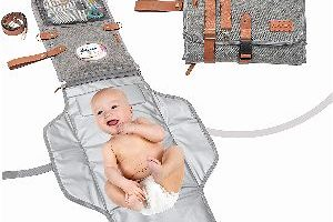 Los 5 mejores cambiadores portátiles para bebé de 2021